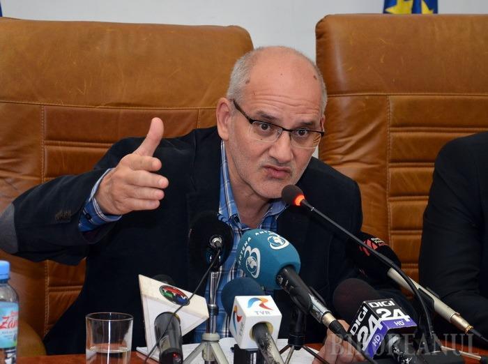 Şeful CNADNR, Narcis Neaga, a fost demis