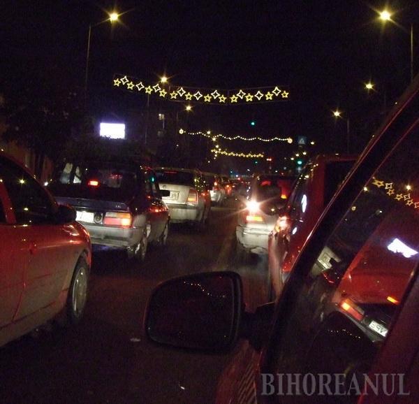 Aglomeraţia în trafic