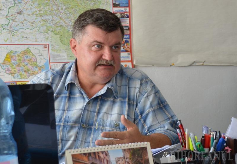 Sancţionat cu angajare: Fostul şef al Salubri Aleşd se angajează la Primăria Oradea!