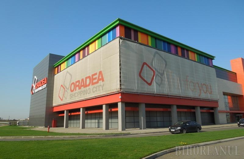 Marca Oradea Shopping City se vinde cu... 1.000 de lei!