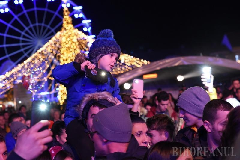 Generozitate de Oradea! Sumă record donată de orădeni în Oraşul faptelor bune: 140.000 de euro pentru o fetiţă bolnavă (VIDEO)