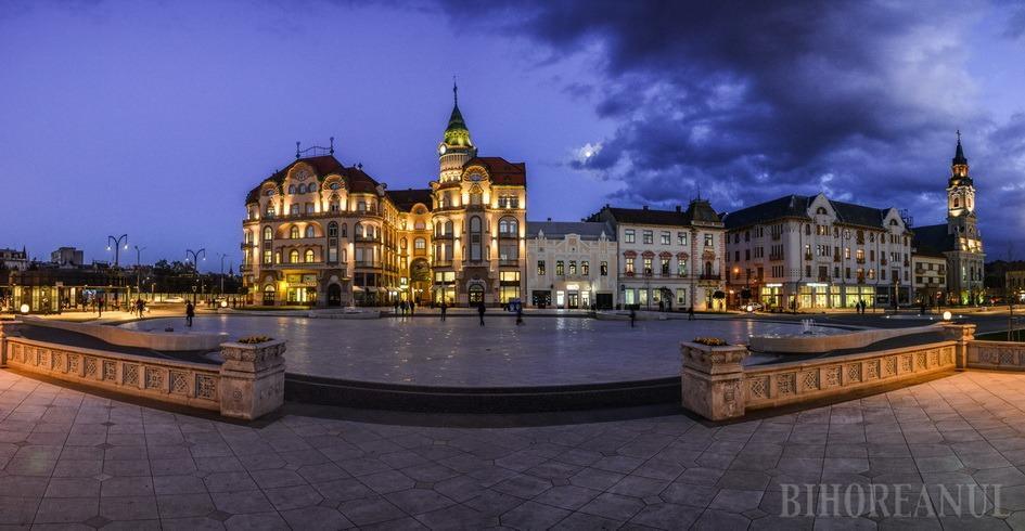 Oradea şi America