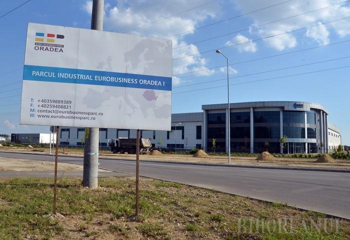 Parcul Industrial Eurobusiness I din Şoseaua Borşului va fi extins cu 9 hectare