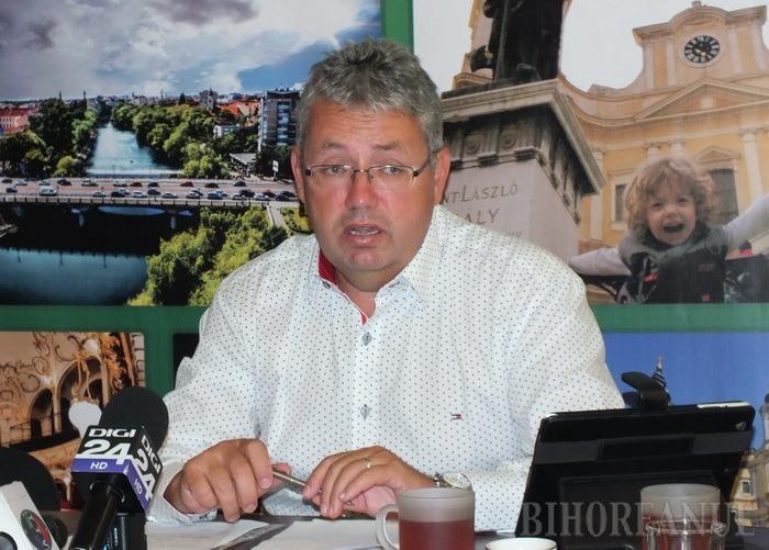 Veşti bune de la Pásztor: Reîncep lucrările pe ape în Bihor, inclusiv în centrul Oradiei