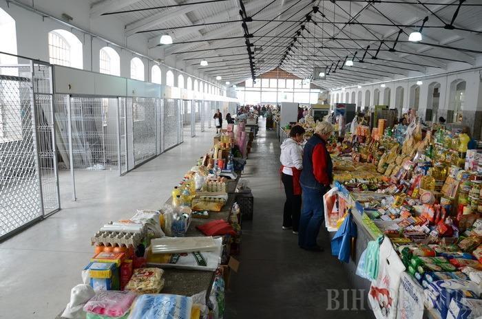 Administraţia Domeniului Public scoate la licitaţie mai multe spaţii comerciale în pieţe