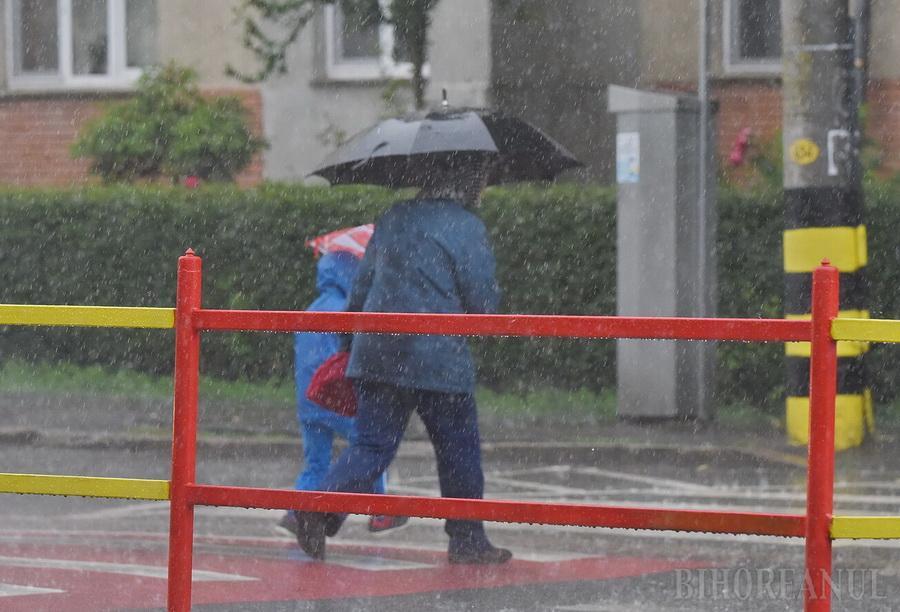 Vremea în ianuarie, în România: temperaturi ridicate şi ploi