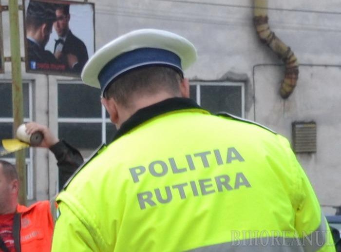 Amendă cu urare: Ce au scris poliţiştii în procesul verbal al unui orădean prins fără centură