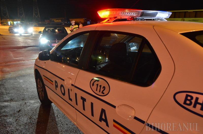 Un tânăr de 19 ani din Tinca a fost prins drogat la volanul unui Ford. Ameţitul a rămas fără permis şi s-a ales cu dosar penal