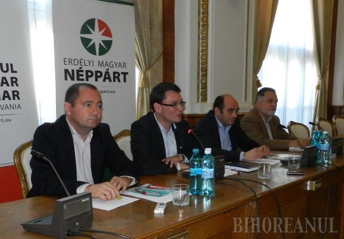 """Nivel jenant la dezbaterea PPMT despre autonomie: """"Tovarăşul Brătianu"""" şi """"tovarăşul Ceauşescu"""" au românizat forţat Ardealul"""