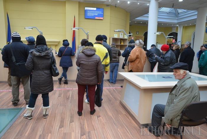 Ieşiţi la încălzire! Din cauza unei avarii, angajaţii Primăriei Oradea au lucrat săptămâna trecută la rece