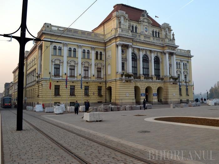 Controalele Curţii de Conturi au stabilit un prejudiciu de 439.000 lei la Primăria Oradea