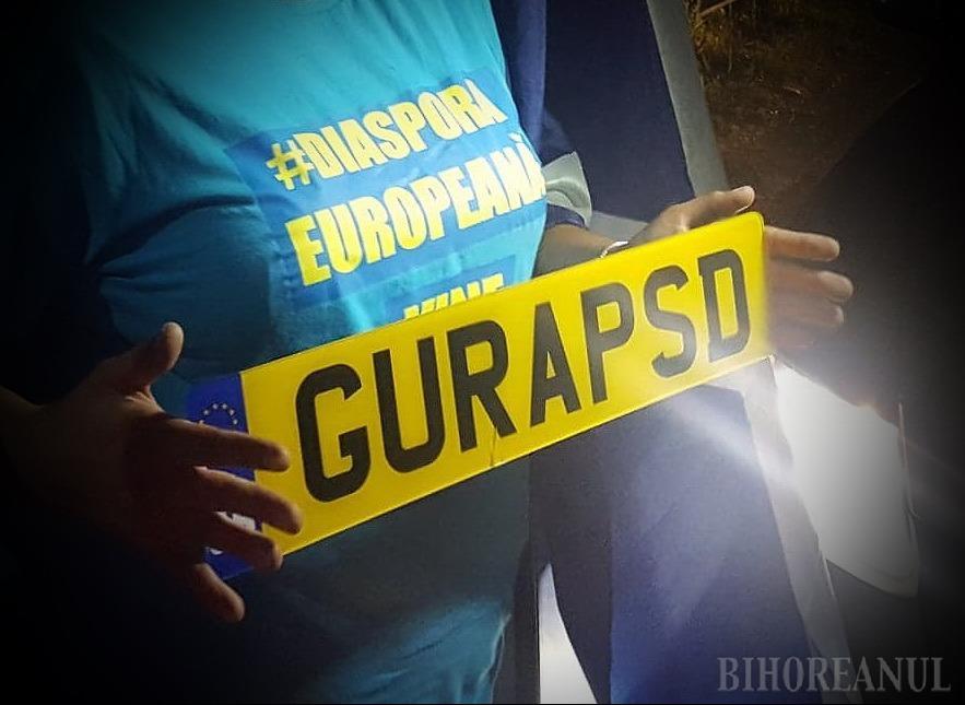 Dispreţul - unitatea de măsură a guvernării lui Dragnea. PSD are pata pusă pe românii din Diaspora