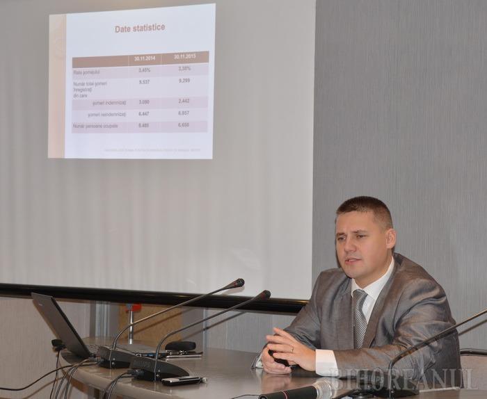 Şeful AJOFM Bihor: Piaţa este în creştere şi solicită forţă de muncă