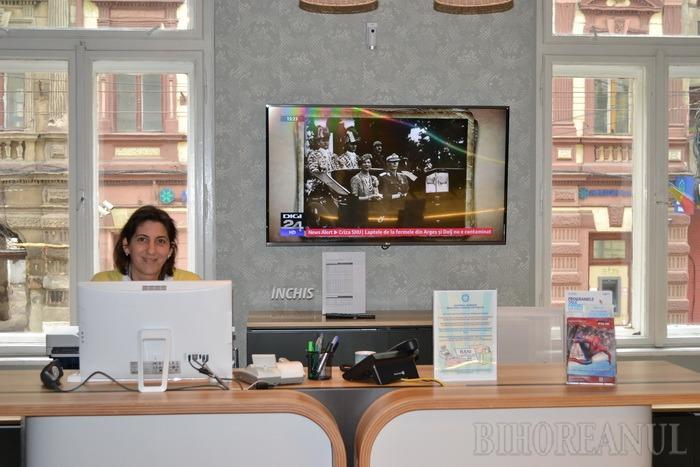 RCS&RDS şi-a deschis un punct de lucru în Primăria Oradea. Vezi cum arată! (FOTO)