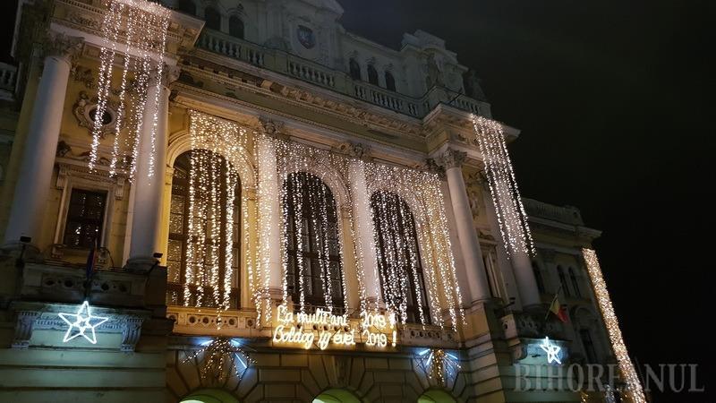 La mulţi ani, 2019! Mii de orădeni au sărbătorit Revelionul în centrul oraşului (FOTO/VIDEO)