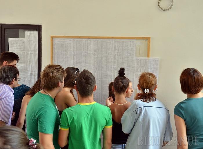 Procentul de promovare la Bacalaureat a crescut la 70% în Bihor, după contestaţii