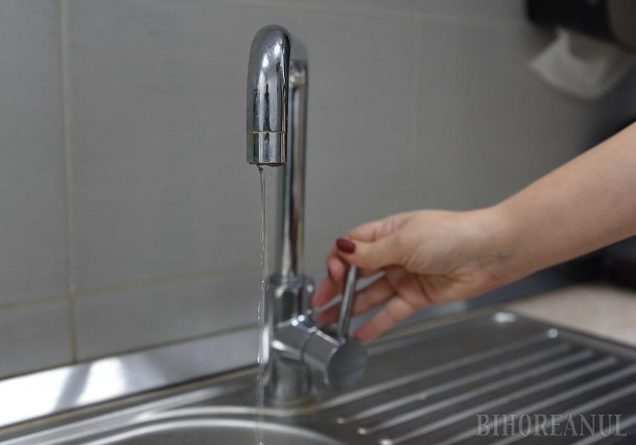 CAO: Și orădenii arondați stației de hidrofor 610 rămân luni fără apă