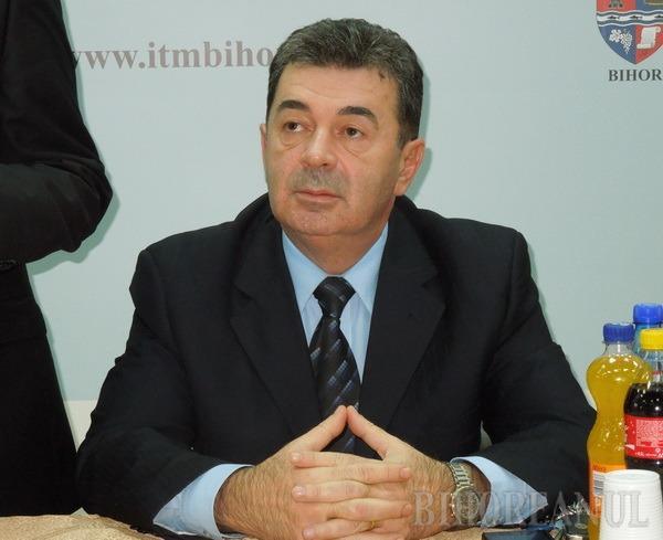 PSD-istul Marius Rotar, instalat şef al ITM Bihor (FOTO)