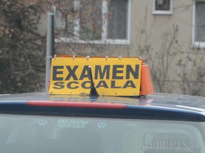 Marghitan reţinut după ce a încercat să şpăguiască un poliţist pentru examenul auto