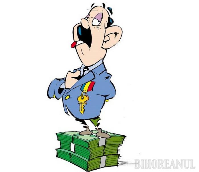 Şef de şef: Angajaţii unei asociaţii de proprietari din Ştefan cel Mare se cinstesc cu salarii şi premii mari