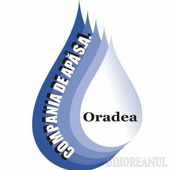 Compania de Apă Oradea, programul săptămânal de citire a contoarelor, perioada 7-11 decembrie 2020