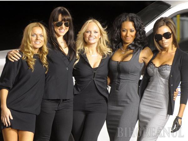 Spice Girls, posibilă revenire