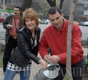 Sandra Stoicescu şi Lucian Mândruţă au plâns la ultimul Observator (VIDEO)