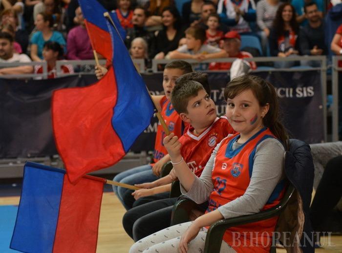 CSM CSU Oradea îşi va afla adversarul din primul tur preliminar al FIBA Europe Cup pe 3 august