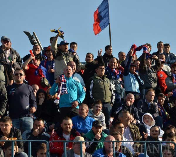 Miercuri se pun în vânzare biletele pentru meciul FC Bihor cu Petrolul