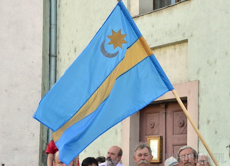 Steagul secuiesc (foto: arhivă)