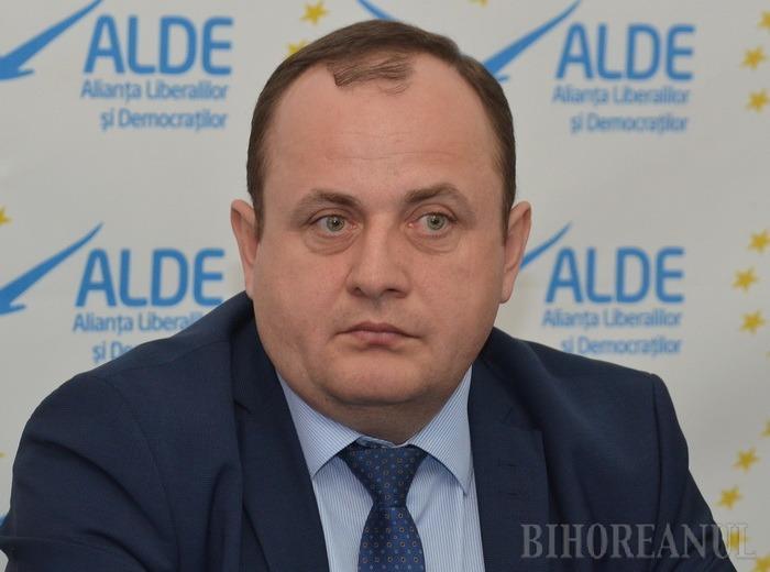 Traian Bodea de la ALDE: Cornel Popa să-şi păstreze imaginea pentru el. Noi nu avem nevoie de ea