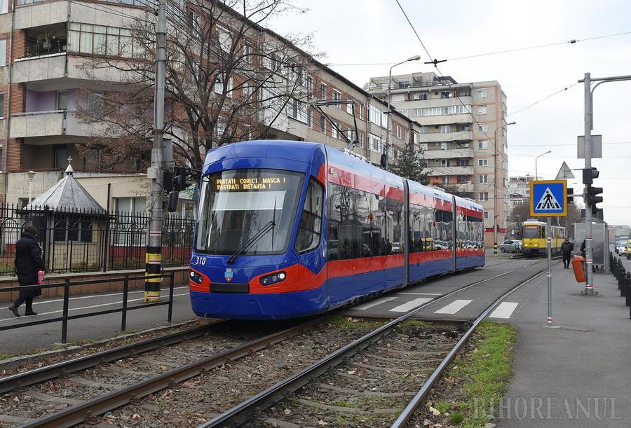 OTL: Circulaţia tramvaielor se va desfăşura duminică pe toate liniile, conform programului obişnuit