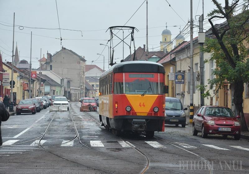 OTL, după deschiderea sensului giratoriu din Calea Aradului: Vezi cum circulă mijloacele de transport în comun în Oradea!