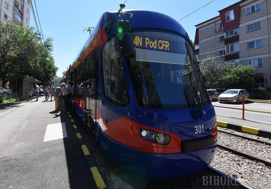 OTL: Staţionări tramvaie în 20.04.2021