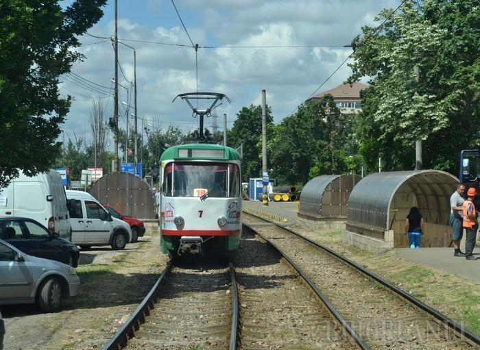 De Rusalii, tramvaiele şi autobuzele vor circula după graficele de zile nelucrătoare