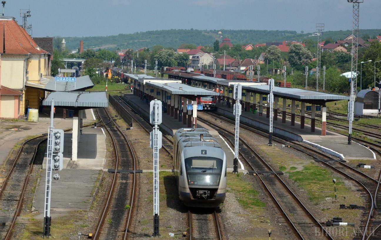 De duminică, circulă trenul Oradea - Viena. Vezi cât costă un bilet!