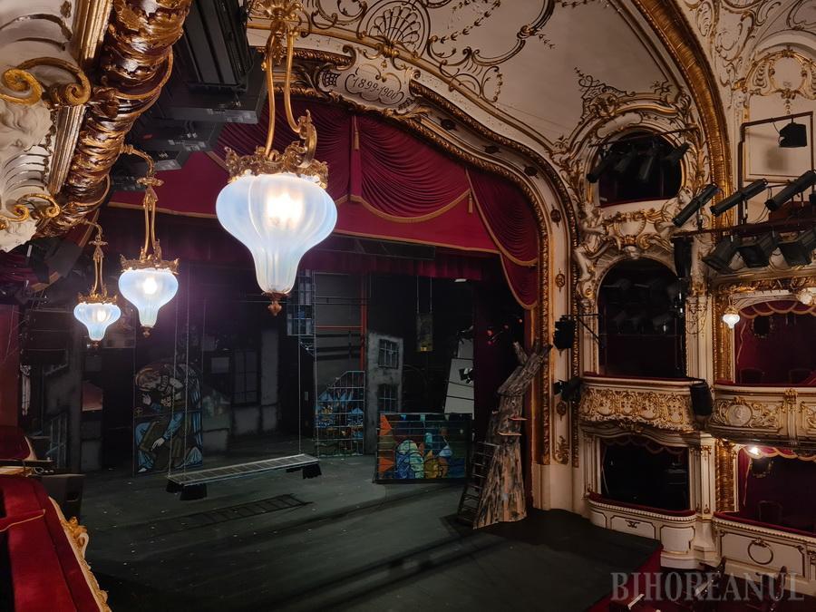 Premieră la Teatrul Regina Maria: Tartuffe, un spectacol în care vor juca doi actoripremiaţi cu UNITER (FOTO)