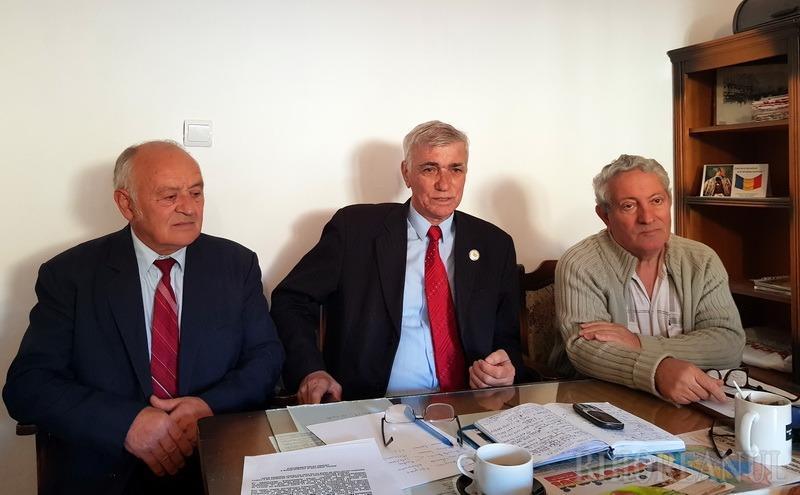 Vatra Românească îi cheamă pe bihoreni pe Drumul Recunoştinţei, spre Alba Iulia
