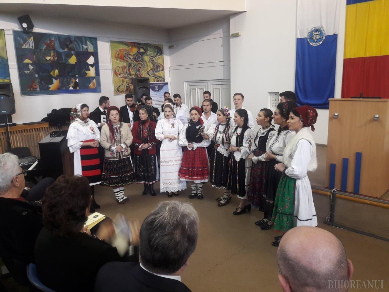 Centenarul Marii Uniri, sărbătorit la Universitatea din Oradea (FOTO / VIDEO)