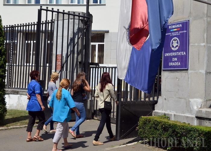 Universitatea din Oradea scoate la concurs 28 de posturi didactice