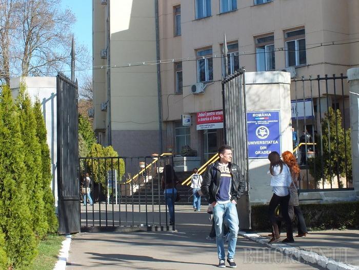 Universitatea din Oradea ar putea fi finanţată şi de Primărie