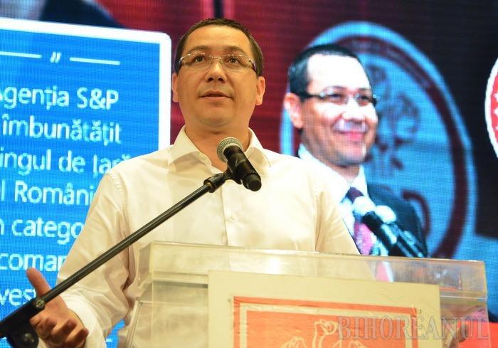 Ponta anunţă scăderea CAS cu 5 puncte de la 1 octombrie. Măsura nu are acordul FMI