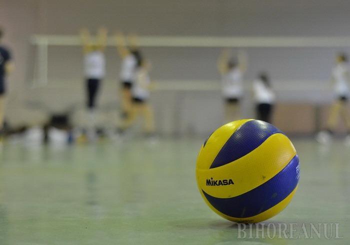Voleibalistele de la CSU Oradea joacă sâmbătă acasă, în prima etapă din returul Diviziei A2