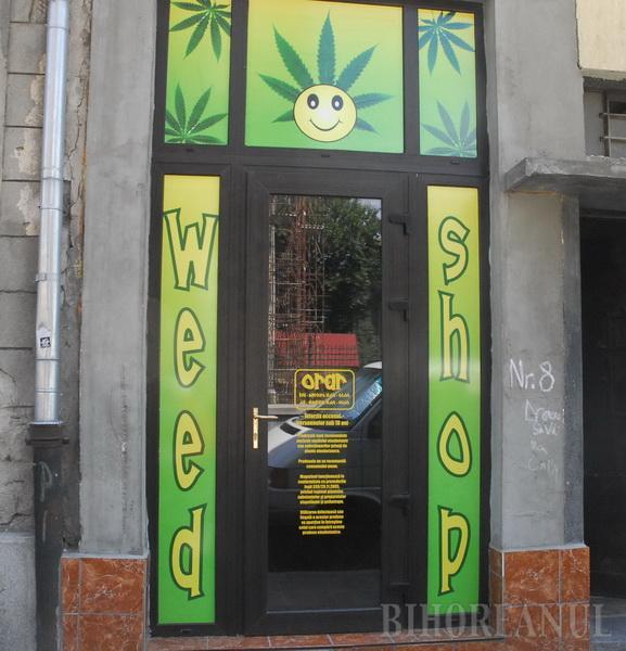 La spital, din cauza ţigărilor din weedshop-uri