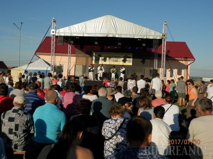 Peste 10.000 de oameni la Zilele Comunei Mădăras. Vedeta manifestării: Nicolae Furdui Iancu (FOTO)
