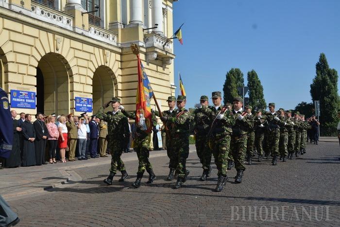 Ziua Imnului Naţional, sărbătorită şi la Oradea. Între oficialităţile prezente, ministrul Florian Bodog (FOTO/VIDEO)