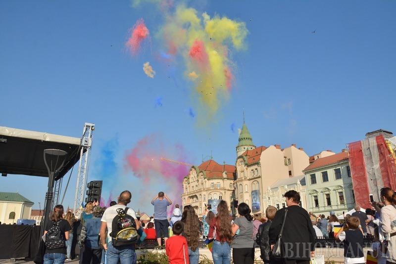 Sărbători fericite! Majoritatea angajaţilor din Primăria Oradea au primit liber de Ziua oraşului