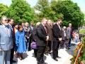 Ziua Europei şi Independenţa României, serbate cu onoruri militare în Parcul 1 Decembrie (FOTO)