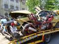 Motocicliştii au avut 'asfalt uscat' în Oradea (FOTO)