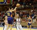 Româncele au pierdut şi cu Polonia la CE de baschet feminin de la Oradea (FOTO)
